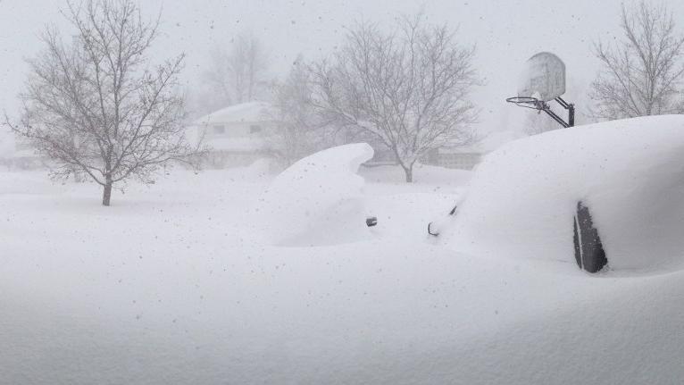 Tempête de neige meurtrière aux USA 5134653