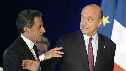 video ump guerre declaree entre sarkozy et juppe