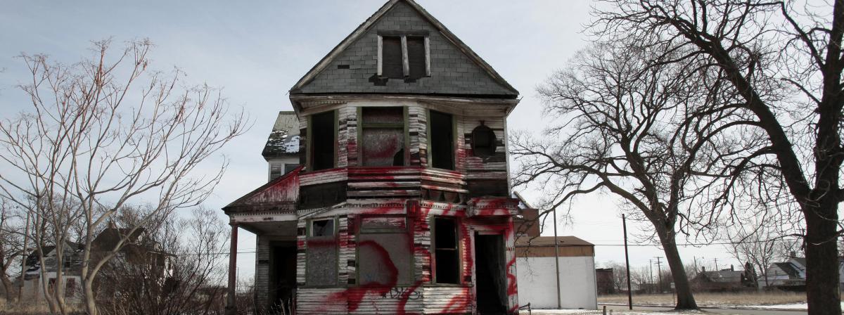 La faillite de Detroit en cinq chiffres