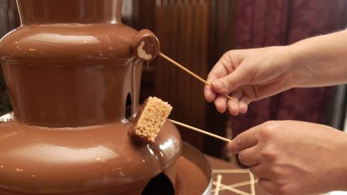 Chocolat : des notes salées
