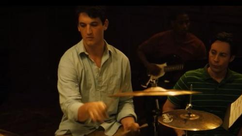 """VIDEO. """"Whiplash"""": un film sur la musique tourné comme un film de guerre"""