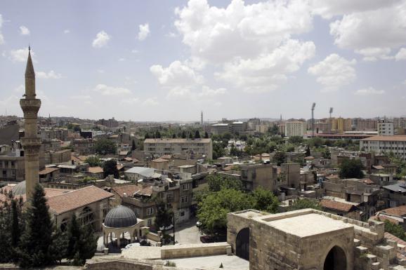 Gaziantep Le Quartier G 233 N 233 Ral Des Journalistes Syriens