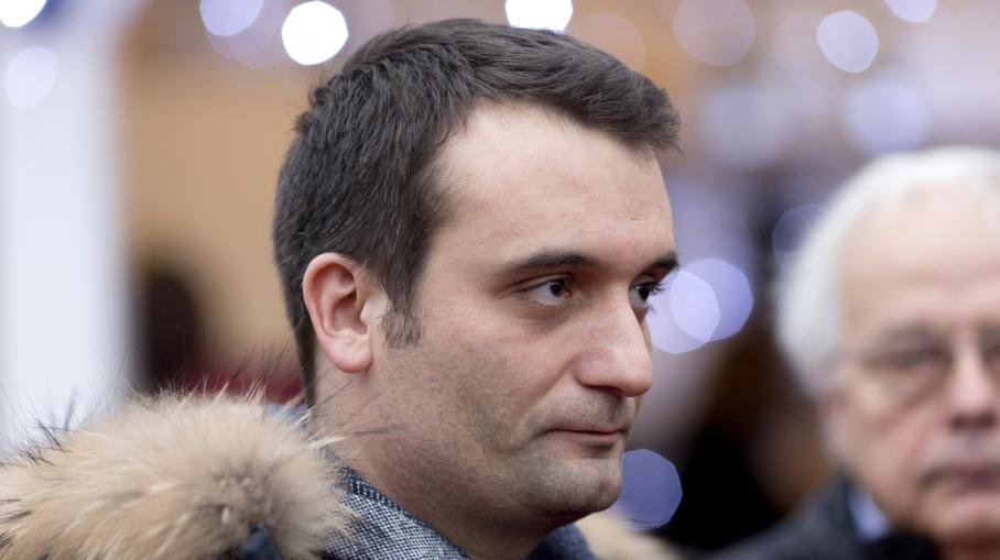 R v lations sur florian philippot closer condamn pour - Laurent bignolas vie privee ...