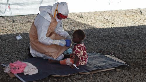 Ebola : le nord de la Sierra Leone confiné pour une durée de 5 jours