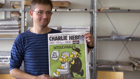 Charlie Hebdo 5387111