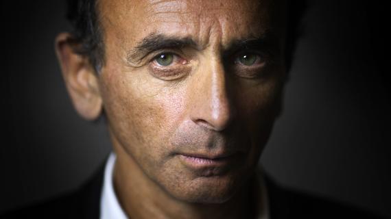 Le journaliste polémiste Eric Zemmour, à Paris, le 12 janvier 2015.