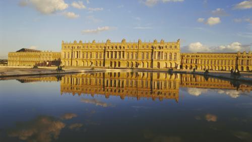 Château de Versailles : la galerie des carrosses fait peau neuve