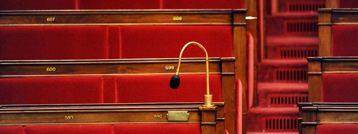 Chaque député touche une indemnité représentative de frais de mandat de5 770 euros brut pour couvrir ses frais professionnels.