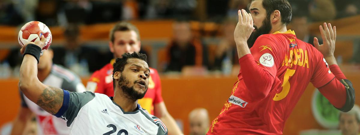 Mondial de hand la france acc de la finale apr s avoir - Finale coupe du monde 2015 handball ...