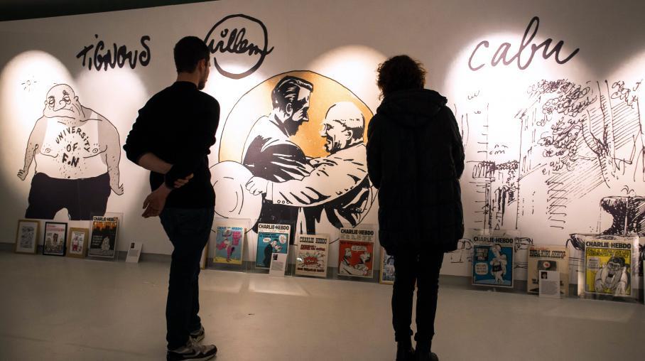 Le festival de la bande dessin e d 39 angoul me d cerne un for Salon de la bd angouleme