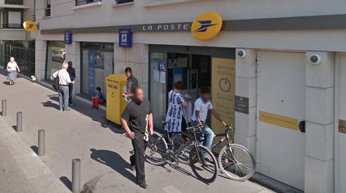 Video le point sur la prise d 39 otages dans un bureau de poste colombes - Bureau de poste colombes ...