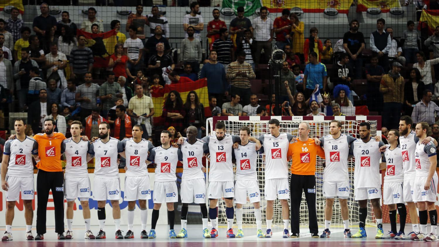 Direct revivez la finale du mondial de handball france qatar - Finale coupe du monde 2015 handball ...