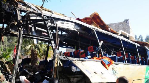 syrie-au-moins-sept-morts-dans-l-explosion-d-un-bus-transportant-des-pelerins-a-damas