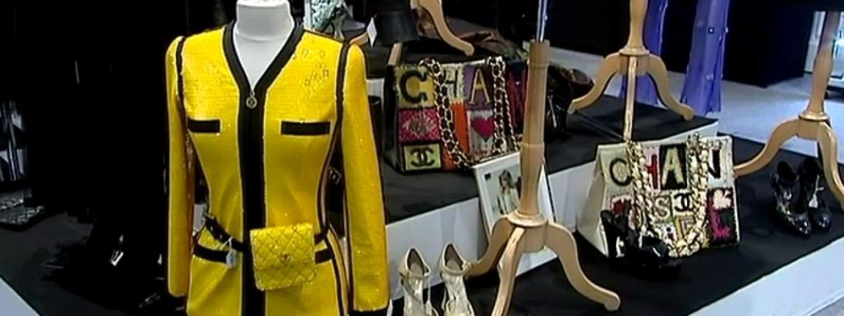 6f02b3f809b Mouna Ayoub vend aux enchères sa prestigieuse collection de ...