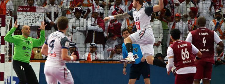 La france remporte le mondial de handball pour la - Finale coupe du monde 2015 handball ...