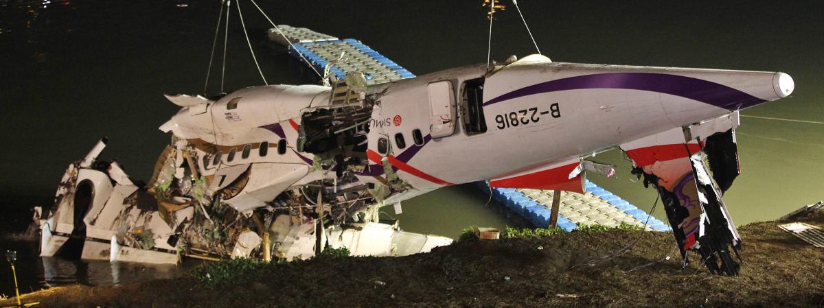 Crash ta wan les deux moteurs de l 39 avion taient en panne lors de l 39 accident - Bureau enquete accident avion ...
