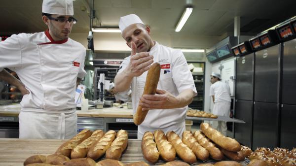 Chiffre du 20 heures : six milliards de baguettes sont produites chaque année en France