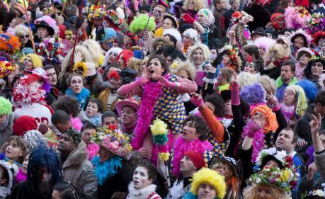 Carnaval de Dunkerque : 40 000 personnes festoient sous haute surveillance