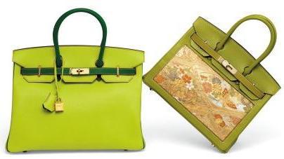 2cd85b510f5 Les ventes aux enchères de sacs à main affolent les fashionistas