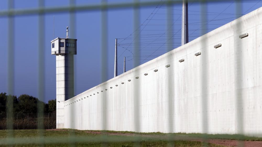 La prison de Réau (Seine-et-Marne), le 24 septembre 2013.