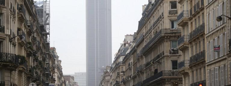 Le prix moyen du m2 paris passe sous la barre des 8 000 for Prix du m2 en france