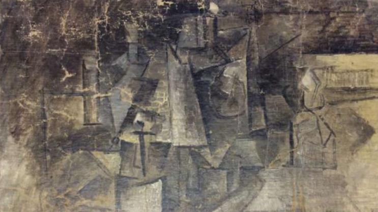 Déclaré volé en France en 2011, un Picasso réapparaît aux Etats-Unis