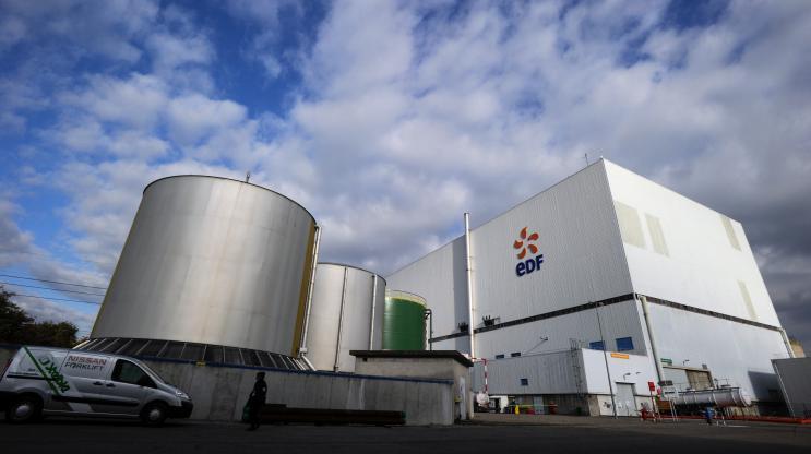 La centrale nucléaire de Fessenheim totalement à l'arrêt
