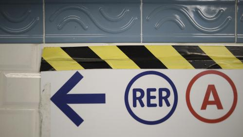 RER A : les grands travaux de l'été