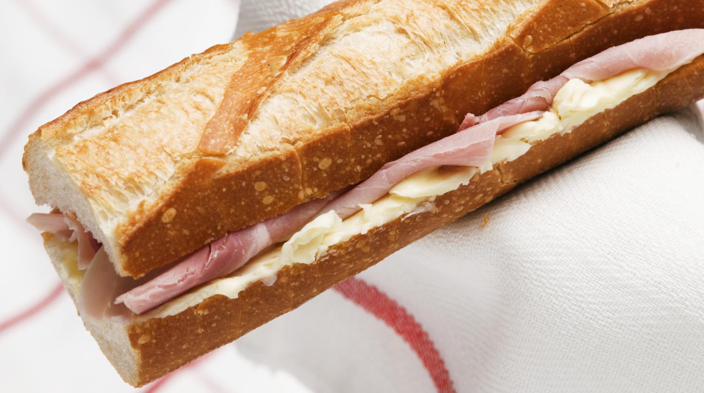 le prix du jambon beurre sandwich pr f r des fran ais a augment de plus de 1 en 2014. Black Bedroom Furniture Sets. Home Design Ideas