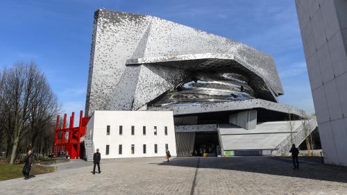 DIRECT. Nuit blanche : regardez la Nuit minimaliste à la Philharmonie de Paris