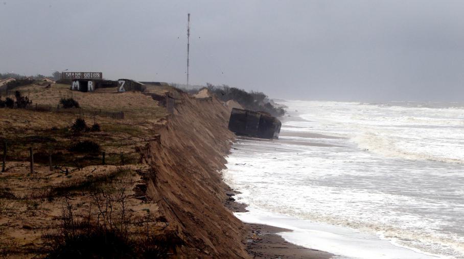 L 39 rosion est accentu e par le r chauffement climatique - Bureau de recherches geologiques et minieres ...