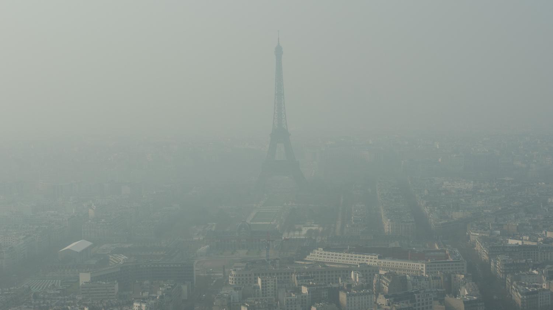 pollution circulation altern e ce lundi en r gion parisienne. Black Bedroom Furniture Sets. Home Design Ideas