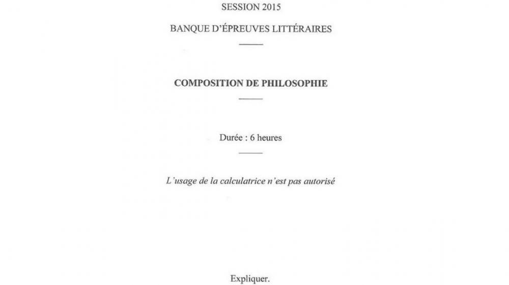 dissertation sur la conscience