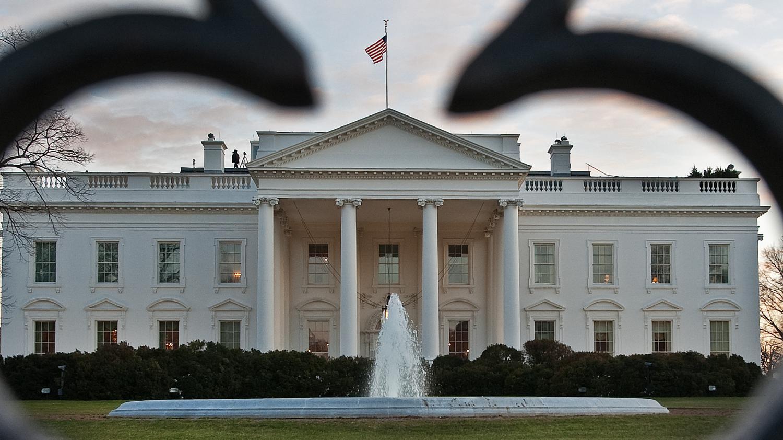 La s curit de la maison blanche nouveau prise d faut for Ambassade de france washington visite maison blanche