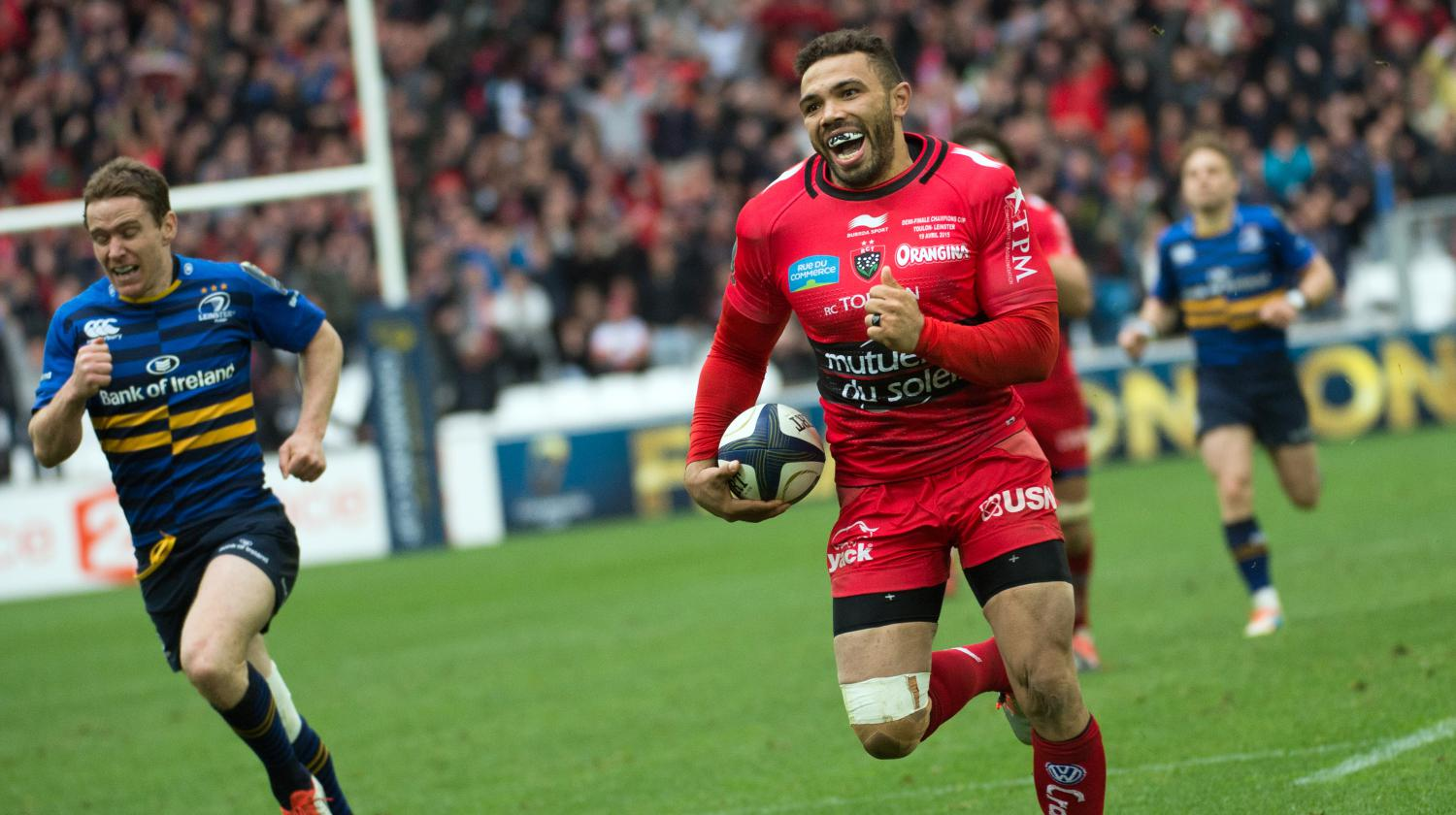 Coupe d 39 europe de rugby toulon bat le leinster 25 20 et retrouve clermont en finale - Rugby toulon coupe d europe ...