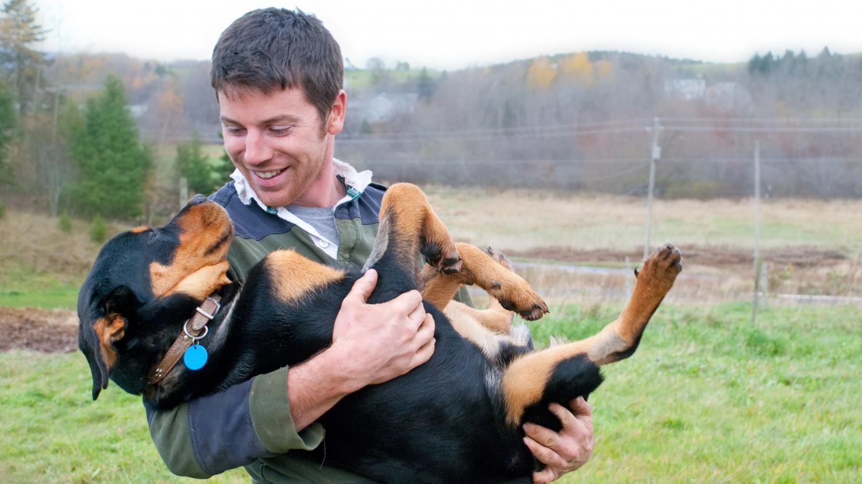 Amour homme et chien [PUNIQRANDLINE-(au-dating-names.txt) 55