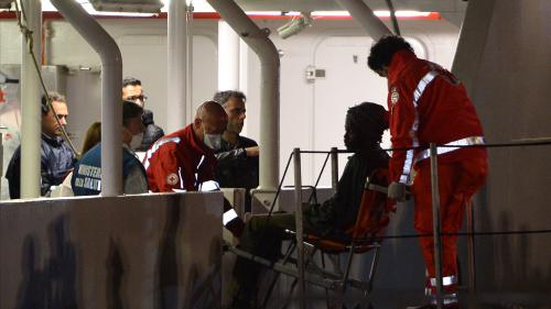 Naufrage en Méditerranée : de fausses manœuvres à l'origine du drame