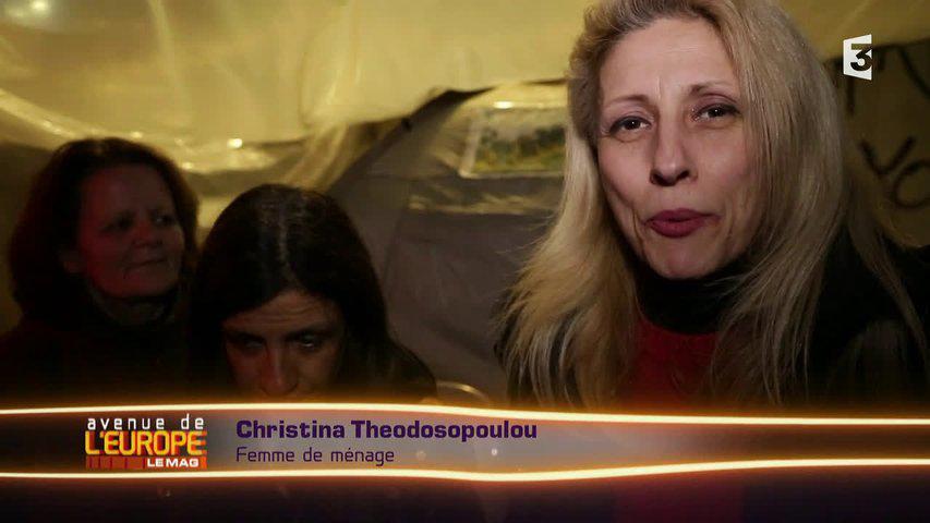 Rencontre femme grece