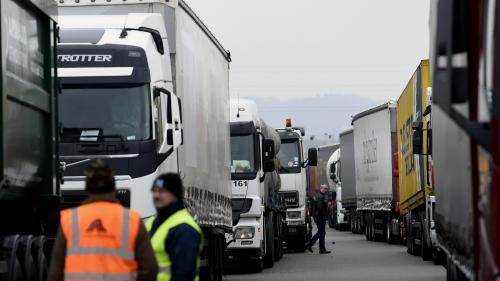 Réforme du Code du travail : les transporteurs mécontents reçus par le gouvernement