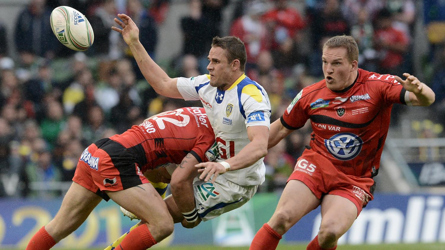 Direct rugby revivez la finale de la coupe d europe entre clermont et toulon - Rugby toulon coupe d europe ...