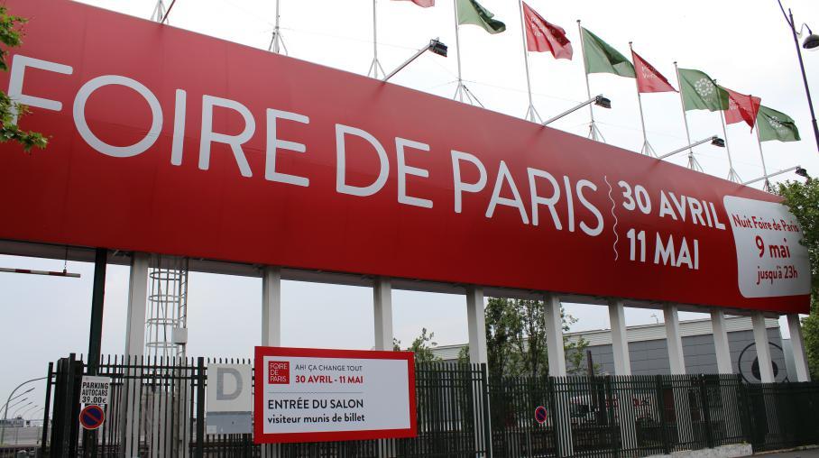 Les secrets de la foire de paris for Les secrets de paris