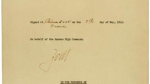 Le 8 mai 1945, une date pas si simple