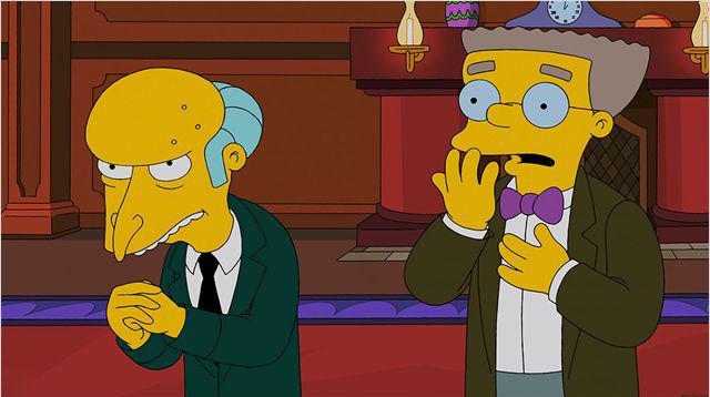 Les simpson perdent la voix de monsieur burns - Les simpsontv ...