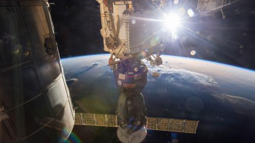 """La bactérie inconnue découverte dans la Station spatiale internationale """"est d'origine terrestre"""""""