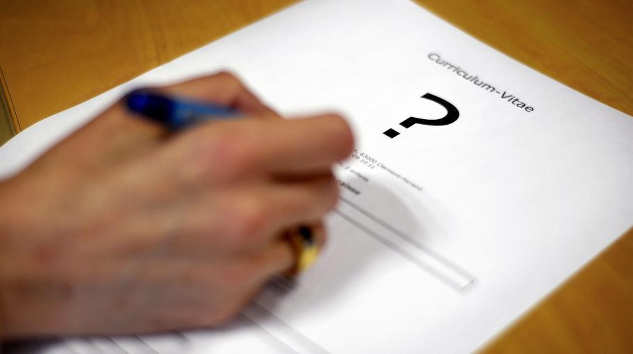 lutte contre les discriminations   le cv anonyme abandonn u00e9
