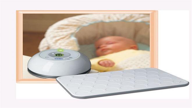 Bébé sauvé grâce à un tapis détecteur de mouvement