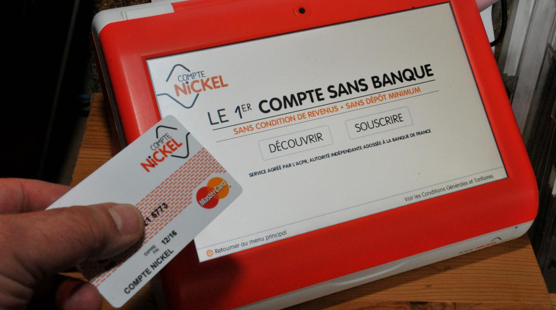 Video Le Compte Nickel Un Compte Bancaire Low Cost A Trouve Son