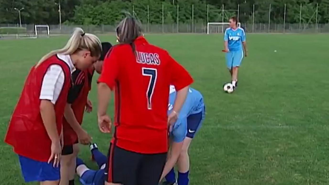 rencontre foot feminin