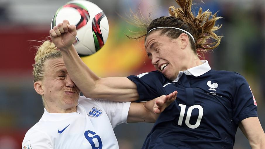 Foot f minin bienvenue la coupe du monde des smicardes - Coupe du monde de foot feminin ...
