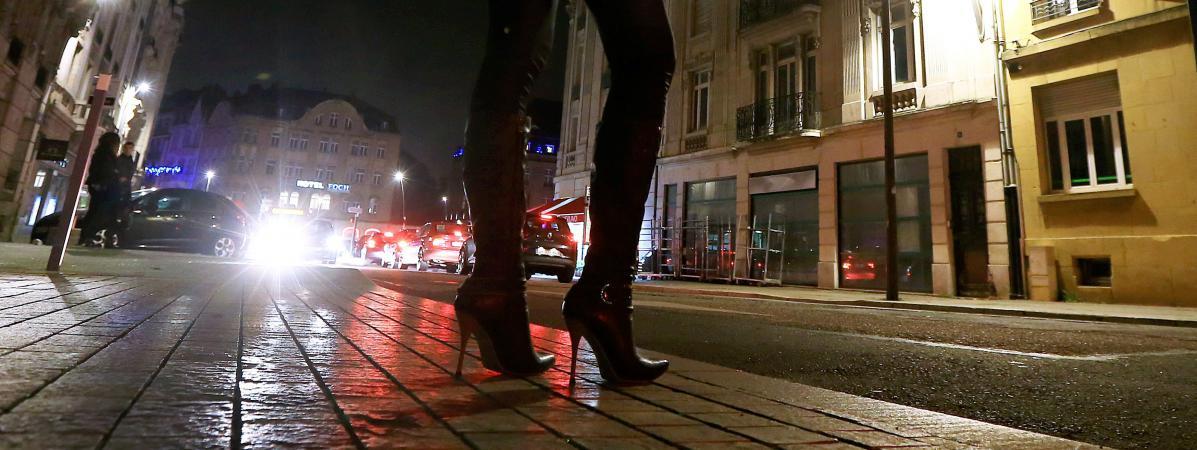 photos de prostituées au travail